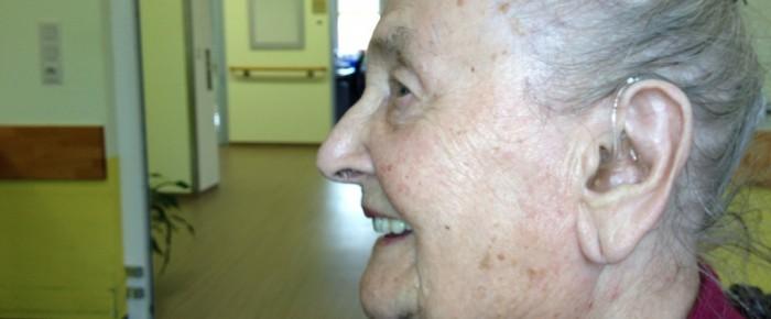 """*18.9.1910  †8.4.2013  """"Ich werde wohl nicht mehr lange leben"""", sagte sie am 11.9.2012"""