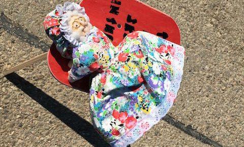 Wie die Oma auf's Skateboard kommt